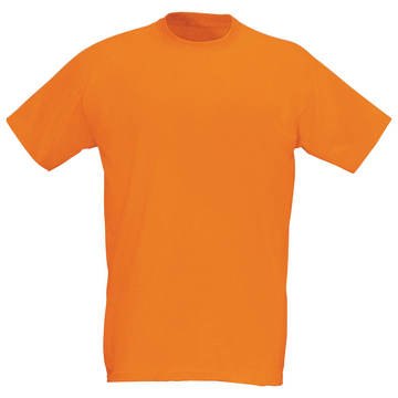 T-Shirt, orange, Gr. 2XL
